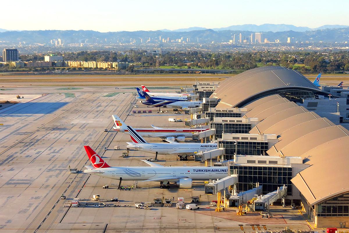 Avions Los Angeles