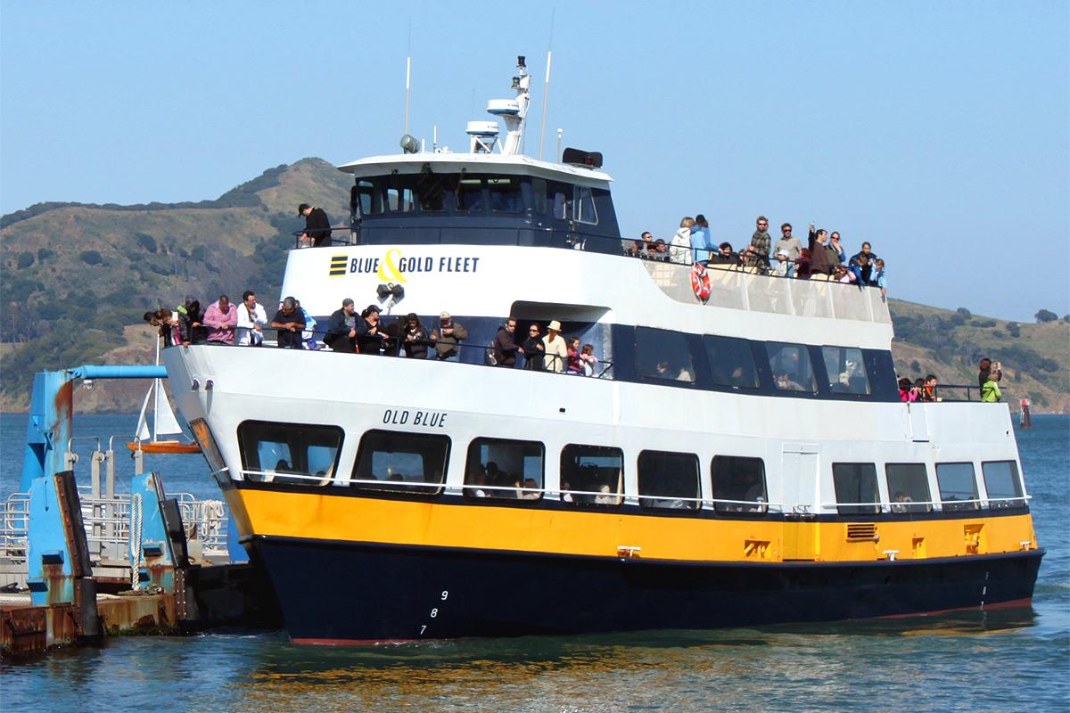 ferry sausalito