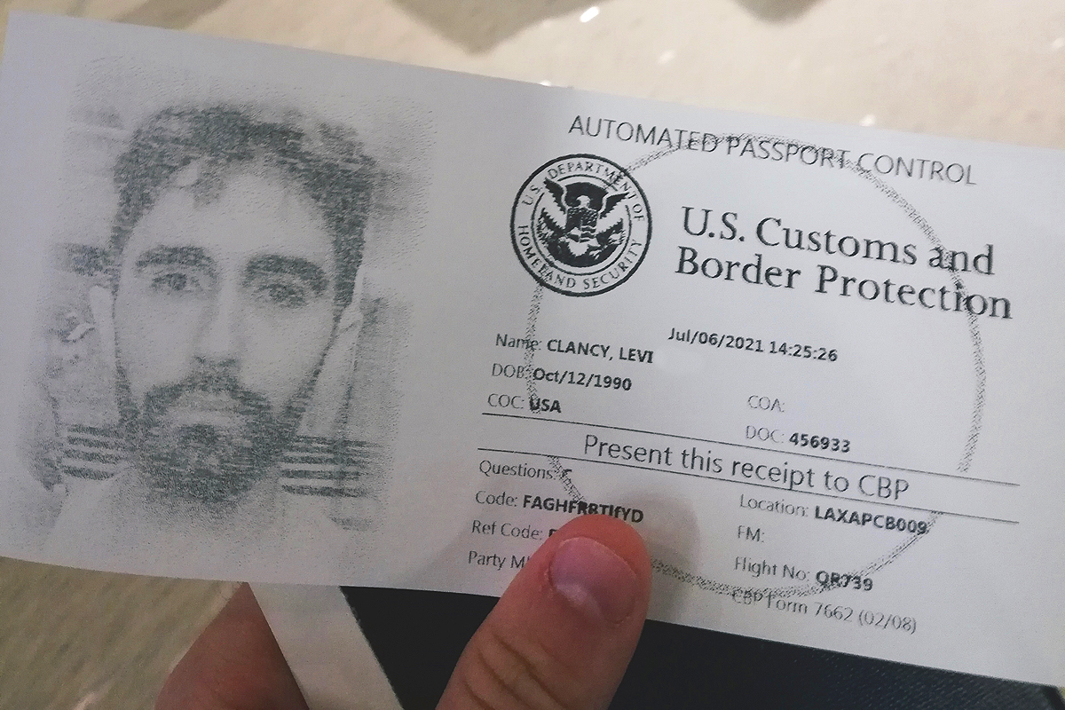 Immigration americaine