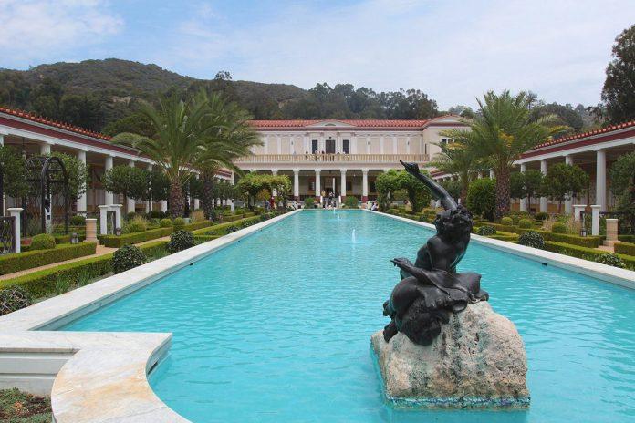 Villa Getty Los Angeles