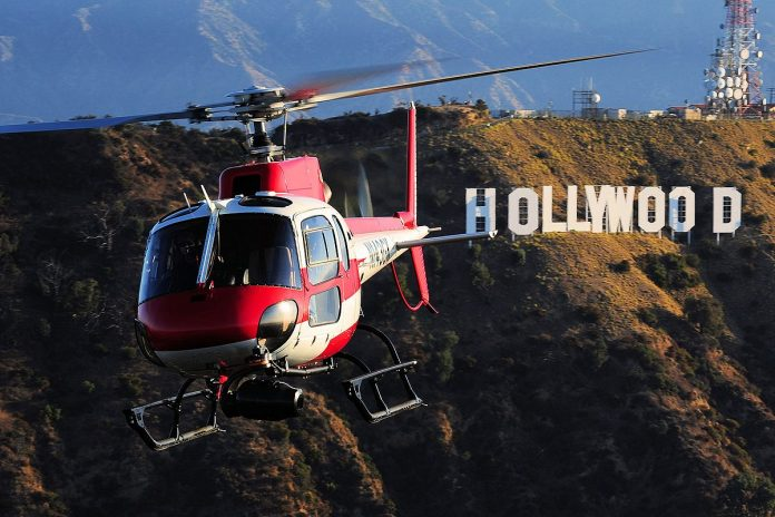 Helicoptere Los Angeles