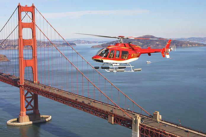 Hélicoptère San Francisco