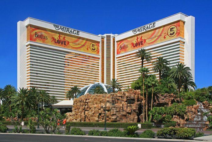 Hotel The Mirage Las Vegas