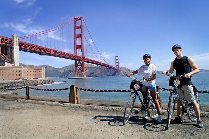 Location Velo San Francisco