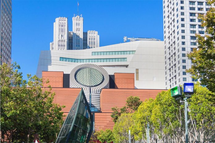 Museum Modern Art San Francisco