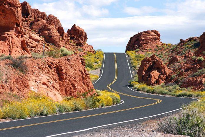 Red Rock Canyon Las Vegas DF