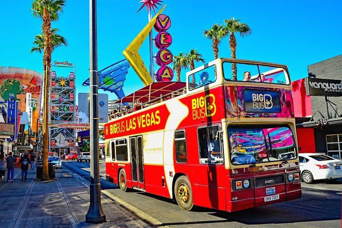 Big Bus Las Vegas