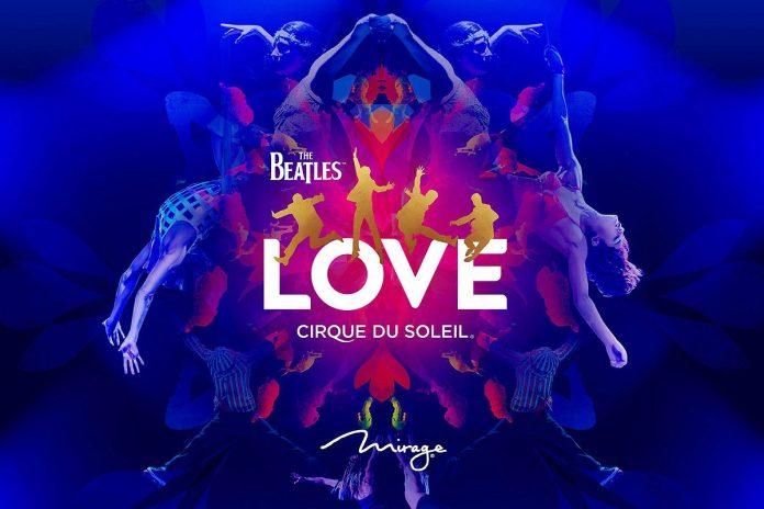 Cirque du Soleil Beatles