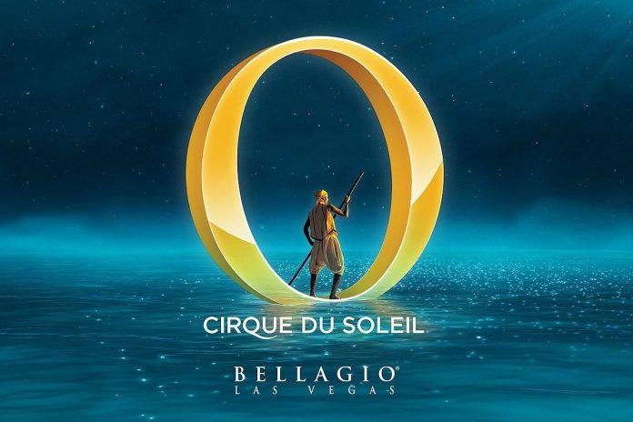 Cirque du Soleil Bellagio O