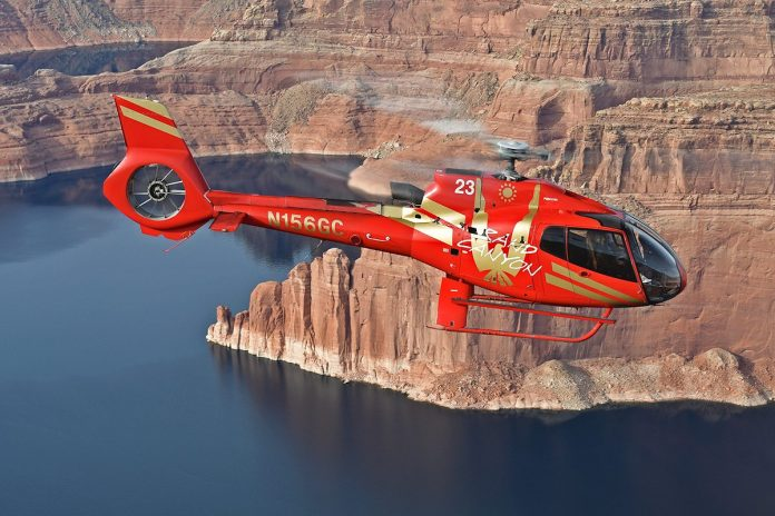 Helicoptere Grand Canyon