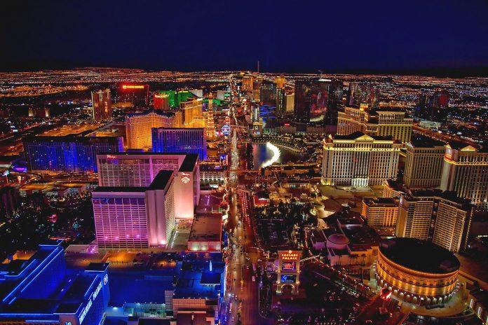 Helicoptere Survol Las Vegas