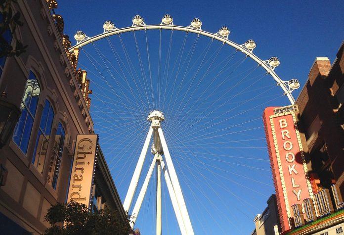 High Roller Las Vegas USA