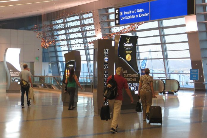 Transfert Las Vegas Airport