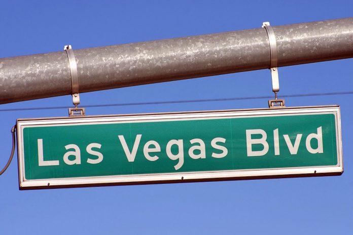 déplacement Las Vegas