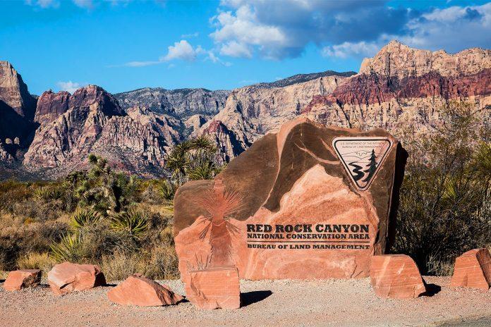 Red Rock Canyon USA